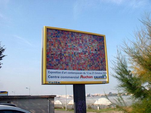 Pierre pilonchery la grande surface et tous ses lieux for Panneaux publicitaires exterieur